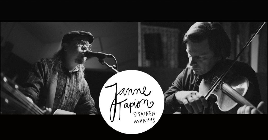Duo Janne Tapion Sisäinen Avaruus